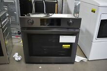 Samsung NV51M9770SM 30  Black Stainless Single Electric Wall Oven NOB  52221 HRT