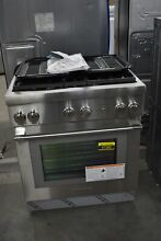 Thermador PRG304WH 30  Stainless Pro Freestanding Gas Range NOB  47282 HRT