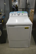 GE GTD45EASJWS 27  White Front Load Electric Dryer NOB  33786 WLK