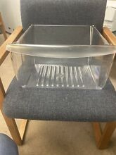 REFRIGERATOR  CRISPER DRAWER  CLEAR    PART  2403512 240351200