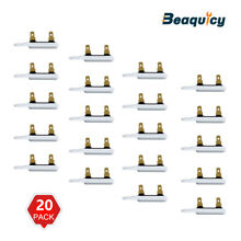3392519 Dryer Thermal Fuse for Whirlpool   Kenmore Dryers by Beaquicy 20 Pack