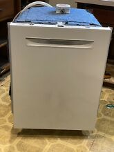 Bosch 24 In  Recessed Handle Dishwasher  SHEM63W55N   Stainless Steel
