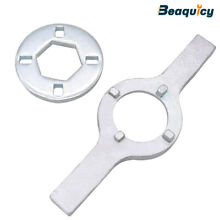 TB123A  HD Tub Nut Spanner Wrench 1 11 16 Inch for Whirplool Repair by Beaquicy