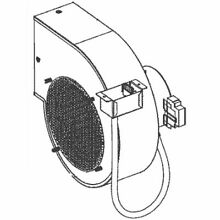 Frigidaire 5304491964 Cooktop Downdraft Blower Assembly Genuine OEM part