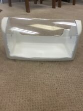 GE REFRIGERATOR DAIRY SHELF and DOOR WR02X11706 WR71X10549
