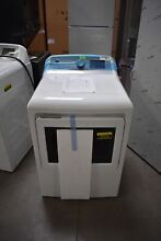 GE GTD72EBSNWS 27  White Front Load Electric Dryer NOB  79175 HRT