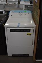 GE GTX22EASKWW 27  White Front Load Electric Dryer NOB  84066 HRT
