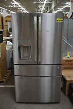 GE PVD28BYNFS 36  Stainless French Door Refrigerator NOB  85286 HRT