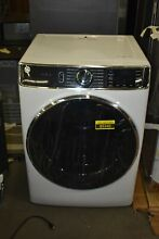 GE GFD85GSSNWW 28  White Stackable Gas Dryer NOB  85342 CLW