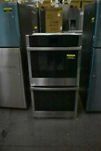 GE JKD5000SNSS 27  Stainless Electric Double Wall Oven NOB  85630 HRT