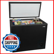 Arctic King 7 cu ft Chest Freezer Black   FREE SHIPPING   USA SELLER