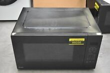 GE PEB7227ANDD 24  Gray Counter Top Microwave NOB  86030 HRT