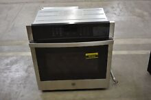 GE JKS3000SNSS 27  Stainless Single Electric Wall Oven NOB  45306 HRT