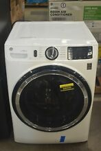 GE GFW550SSNWW 28  White Front Load Washer NOB  88099 HRT