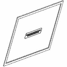Frigidaire 5304485601 Cooktop Downdraft Vent Grease Filter Genuine OEM part