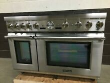 Thermador PRL486JDG 48  All Gas Range Pro Grand 6 Burners Griddle   Propane Gas