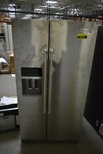 KitchenAid KRSF505ESS 36  Stainless Side By Side Refrigerator NOB  43841 HRT