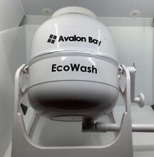 Avalon Bay EcoWash Portable Clothes Washing Drum   Hand Cranked Off Grid Camping