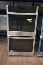 GE JKD5000SNSS 27  Stainless Electric Double Wall Oven NOB  85941 HRT