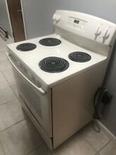 GE Used Electric Stove