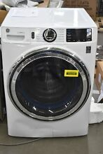 GE GFW650SSNWW 28  White Front Load Washer NOB  102245