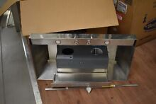 Vent A Hood BH234SLDSS 35  Stainless 600 CFM Wall Hood Liner NOB  103423