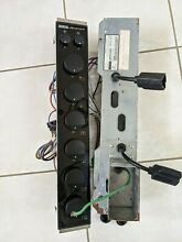 Jenn Air Cooktop Control Board Assembly Model  CP320B Used