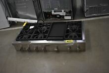 Thermador PCG486WD 48  Stainless Natural Gas Rangetop NOB  103586