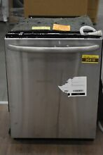 GE GLDT696JSS 24  Stainless Fully Integrated Dishwasher NOB  34388