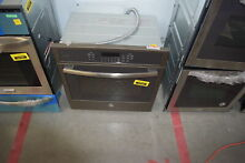 GE PK7000EJES 27  Slate Single Electric Wall Oven NOB  30949 CLW