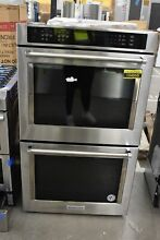 KitchenAid KODE500ESS 30  Stainless Double Wall Oven w  Convection NOB  104865