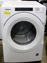 Whirlpool 7 4 CF 120V Stackable Gas Dryer with Touch Controls WGD5620HW GAS125