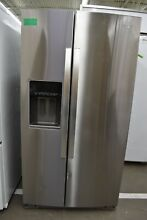 Whirlpool WRS588FIHZ 36  Stainless Side By Side Refrigerator NOB  105448