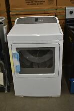 Fisher Paykel DG7027G1 27  White Front Load Natural Gas Dryer T2  105303