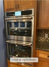 GE Cafe CTD70DM2NS5 30  Stainless Electric Double Wall Oven NEW IN Box