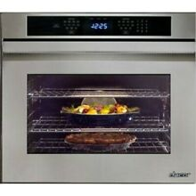 NEW  Dacor DTO130S Distinctive Series 30  Wall Oven  Stainless Steel   NEW