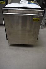 GE Monogram ZDT985SPNSS 24  Stainless Fully Integrated Dishwasher NOB  85292