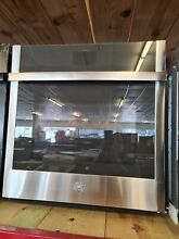 GE 27  SINGLE ELECTRIC WALL OVEN   STAINLESS STEEL   JKS5000SNSS