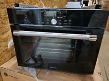 THERMADOR 24  MASTERPIECE ELECTRIC STEAM AND CONVECTION SINGLE WALL OVEN   MES30