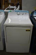 Hotpoint HTX24EASKWS 27  White Front Load Electric Dryer NOB  92691 CLW