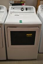 GE GTD65GBSJWS 27  White Front Load Gas Dryer NOB  46103 HRT