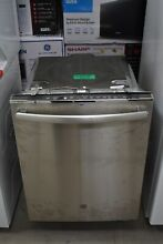 GE GDT655SSJSS 24  Stainless Fully Integrated Dishwasher NOB  44087