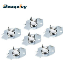3977393 Dryer Thermal Fuse Replacement Part for Whirlpool by Beaquicy  6pcs