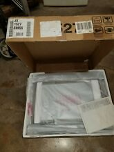 GE JX1527SMSS Microwave Oven 27 Inch Stainless Steel Trim Kit