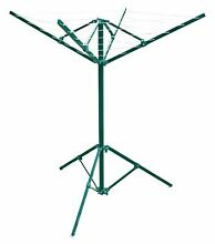 Outdoor Laundry Portable Drying Clothesline Rotary Dryer Umbrella Rack Clothes