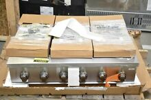 Fisher Paykel CPV3366N 36  Stainless Natural Gas Rangetop  110322