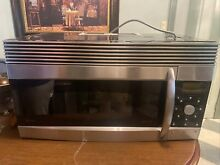 GE Profile Advantium 120 Over range MW Oven FOR PARTS ONLY WILLING TO NEGOTIATE