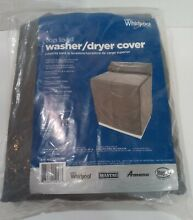 Whirlpool Top Load Washing Machine Washer Or Dryer Cover  W10214580RP