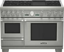 NEW  Thermador PRD48JDSGU 48  Pro Style Dual Fuel Range  Stainless Steel   NEW