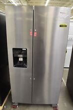 Whirlpool WRS325SDHZ 36  Stainless Side By Side Refrigerator NOB  113869